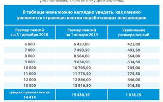 Какие выплаты положены пенсионерам помимо ежемесячной пенсии в 2019 году?