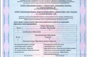 Список документов для оформления в детский сад