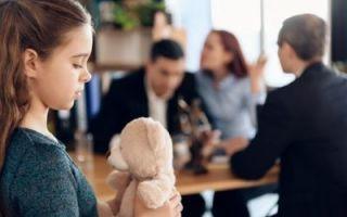Опека и попечительство над несовершеннолетними детьми в 2019 году