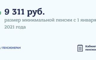 Минимальная пенсия в Московской области в 2021 году — последние новости, с 1 января, по старости, работающим пенсионерам, для неработающих