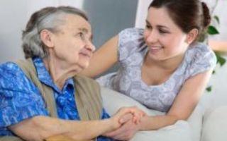 Социальная помощь пожилым людям на дому в 2019 году: как оформить?
