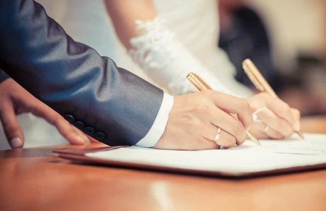 Двойная фамилия при заключении брака: как взять себе или ребенку в 2019 году?