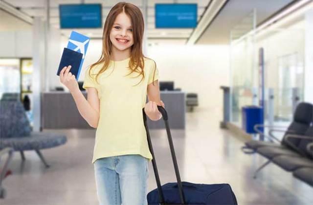 Разрешение на выезд ребенка за границу до 18 лет с одним из родителей в 2019 году