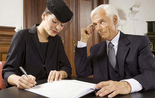 Имеет ли гражданская жена право на наследство после смерти мужа в 2019 году?