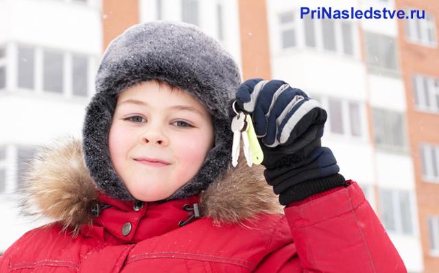 Можно ли приватизировать квартиру на несовершеннолетнего ребенка в 2019 году?