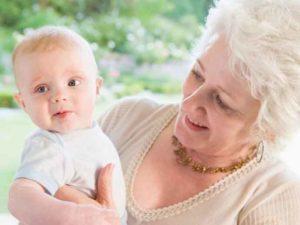 Может ли бабушка уйти в декретный отпуск по уходу за внуком в 2019 году?