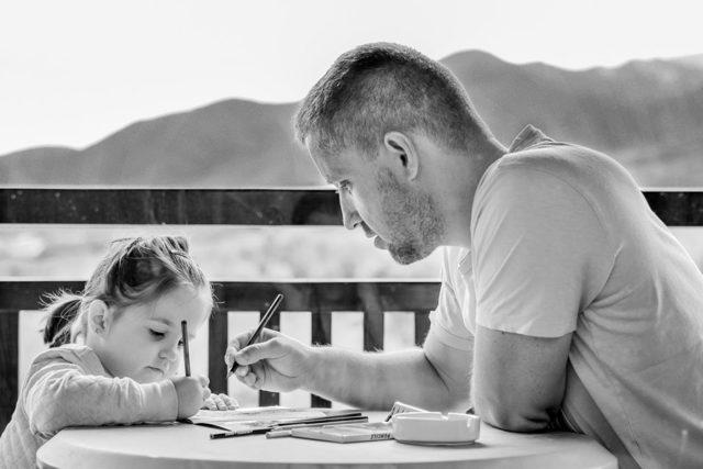 Права отца на ребенка после развода в 2019 году: на встречи, сколько времени может видеться?