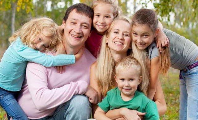 Какая семья считается многодетной в 2019 году: сколько детей?