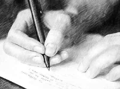 Как написать автобиографию для опеки в 2019 году: образец заполнения
