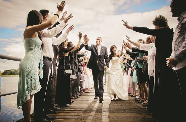 Что такое выездная регистрация брака? Как проходит в 2019 году?