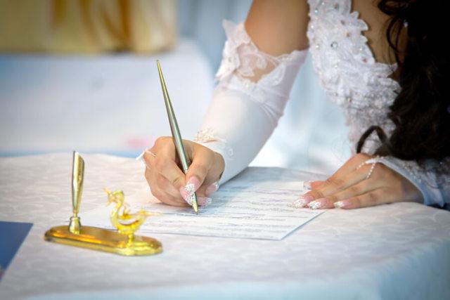 Регистрация брака через Госуслуги в 2019 году: как подать заявление?