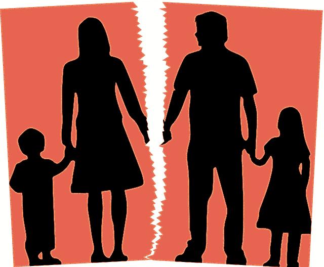 Как правильно развестись с женой, мужем в 2019 году?