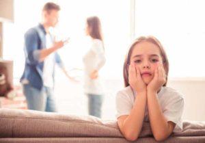 Соглашение о детях при разводе: образец на 2019 году, как оформить?