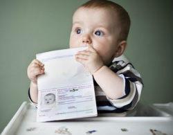 Временная регистрация несовершеннолетнего ребенка: как сделать в 2019 году, что нужно?