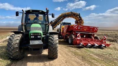 Грант начинающему фермеру в 2021 году.