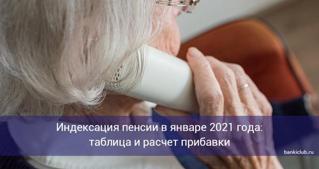 Почему в 2021 году многим повысили пенсию только на 1 рубль: разъяснение с примером расчета