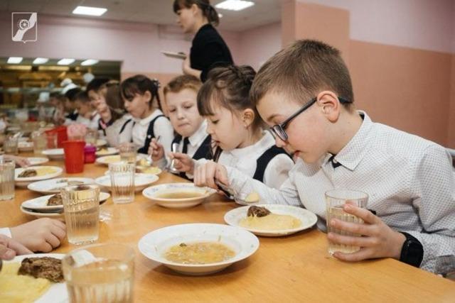 Компенсация школьного питания в 2021 году