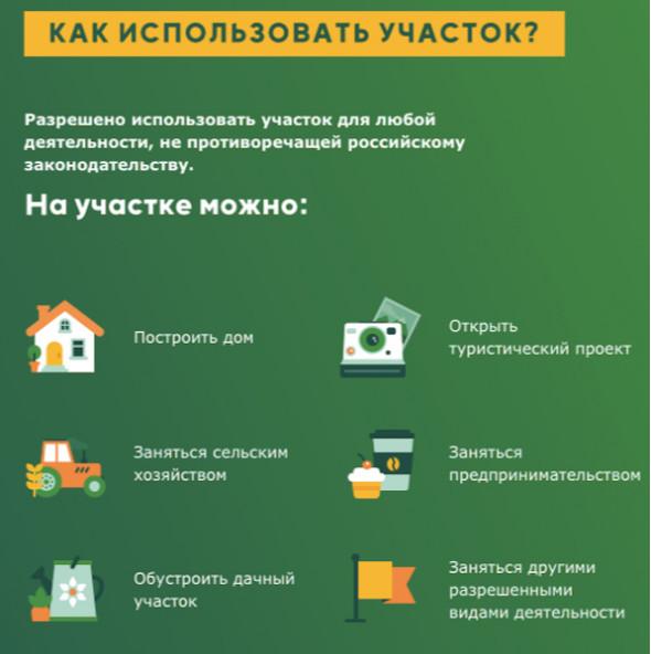 Программа дальневосточный гектар: условия, карта участков, в Забайкальском крае.