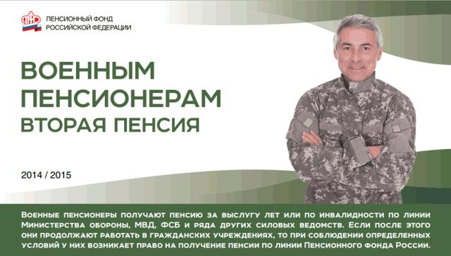 Федеральный закон О военных пенсиях ФЗ-4468-1